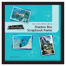 MCS Shadow Box Frame Holds 12x12 Scrap Book Page (40950) - zingydecor
