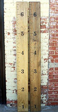 Load image into Gallery viewer, Little Acorns DIY Vinyl Growth Chart Ruler Decal Kit - zingydecor