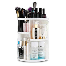 Load image into Gallery viewer, Jerrybox 360 Degree Rotation Adjustable Multi-Function Cosmetic Storage Box, Large