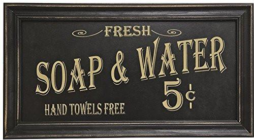 Vintage Bath Advertising Wall Art, from our Americana Collection, from our Americana Collection