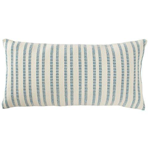 Stone & Beam French Laundry Stripe Pillow, 12