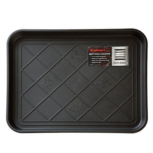 Stalwart ECO Friendly Utility Boot Tray Mat, 20