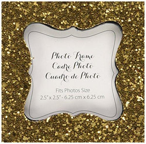 "Kate Aspen ""All That Glitters"" Gold Frame"