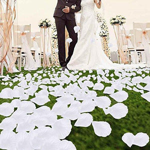 2000 Pcs Artificial Flowers Silk Rose Petals Wholesale Home Party Ceremony Wedding Decoration - zingydecor