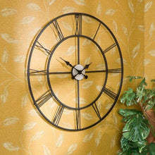 Load image into Gallery viewer, Centurian Decorative Wall Clock - zingydecor
