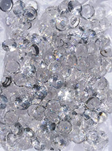 480+ Pieces 20mm Crystal Clear Acrylic Diamond Shape Jewels for Party Decoration ,Event ,Wedding , Vase Fillers, Arts & Crafts - zingydecor