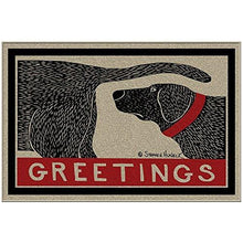 Load image into Gallery viewer, Humorous Dog Sniffing Welcome Doormat Offers Unique Greeting To Your Guests