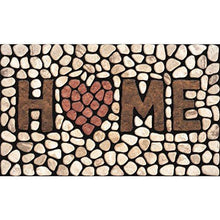 Load image into Gallery viewer, Masterpiece Home Stones Door Mat, 18-Inch by 30-Inch - zingydecor