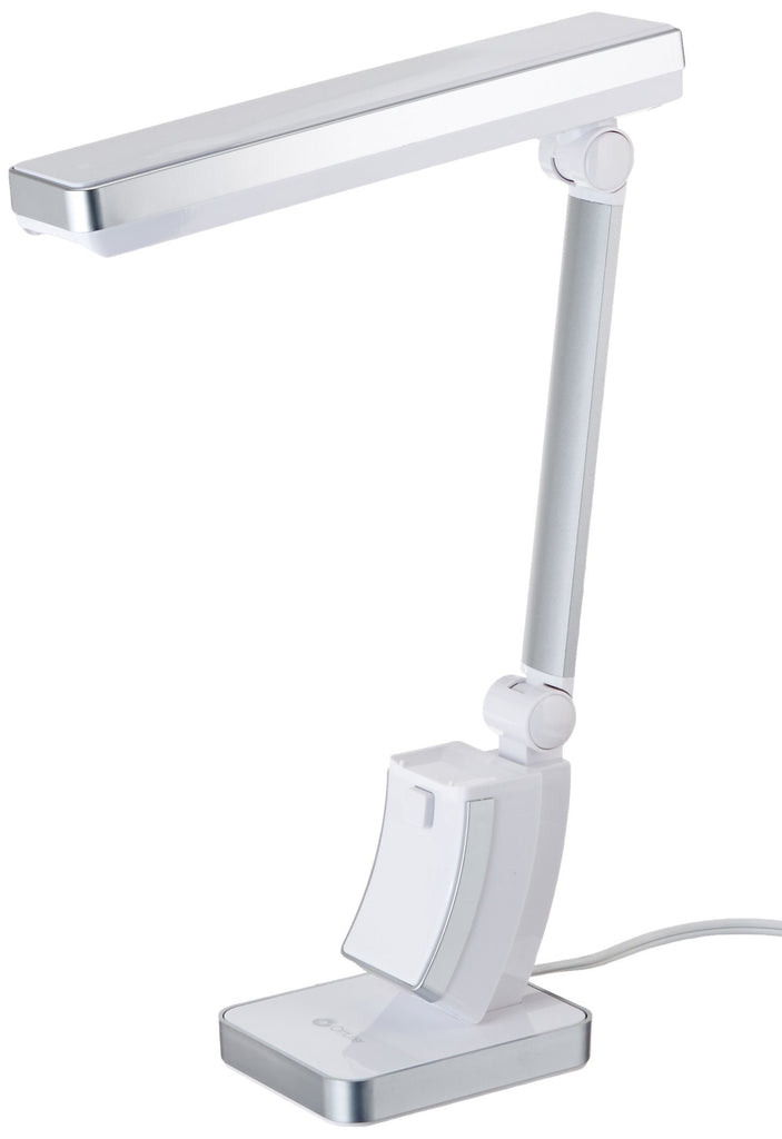 OttLite 326003  13-watt  HD SlimLine Task Lamp, White