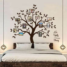 Timber Artbox Beautiful Family Tree Wall Decal with Quote - The Only Décor You Need for Living Room &...