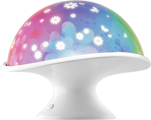 In My Room Moonlight Mushroom Tabletop Décor Night Light Projector