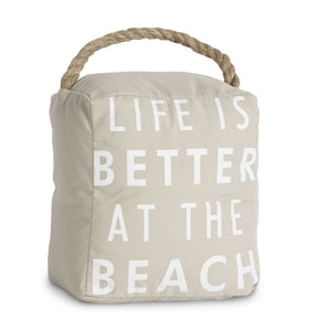 Pavilion Gift Company 72152 at The Beach Door Stopper, 5 by 6-Inch - zingydecor