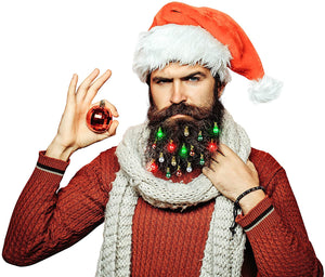 Beard Lights - The Original Light Up Beard Ornaments