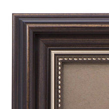 Load image into Gallery viewer, 8x10 Picture Frame White / Gold - Mount / Desktop Display, Frames by EcoHome - zingydecor