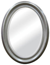 Load image into Gallery viewer, MCS 22.5x29.5 Inch Oval Mirror Frame, Bronze (47383) - zingydecor