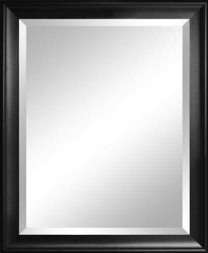 Alpine Mirror & Art Beveled Mirror, Crackled Silver