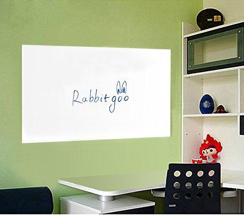 rabbitgoo self-adhesive wall sticker wall paper whiteboard sticker