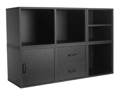 Foremost 340001 Modular 5-in-1 Shelf Cube Storage System