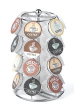 Load image into Gallery viewer, K-Cup Carousel - Holds 35 K-Cups in Black