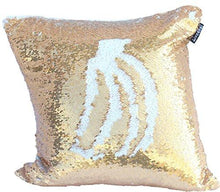 Load image into Gallery viewer, Livedeal Reversible Sequins Mermaid Pillow Cases 40*40cm - zingydecor