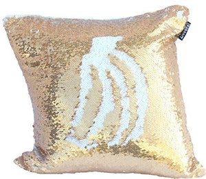 Livedeal Reversible Sequins Mermaid Pillow Cases 40*40cm - zingydecor