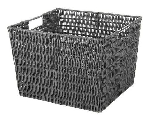 Image of Whitmor Rattique Storage Tote