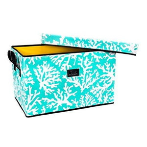 SCOUT Rump Roost Medium Lidded Storage Bin - zingydecor