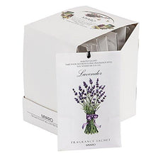 Load image into Gallery viewer, MYARO MR-01 12 Packs Lavender Scented Sachets for Drawer and Closet Best Gift - zingydecor