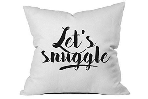Image of Bridal Shower Gift Tonight - Not Tonight Pillow Case By Oh, Susannah 18 x 18 Inch Throw Pillow Cover Bachelorette or Lingerie Party Gift - zingydecor