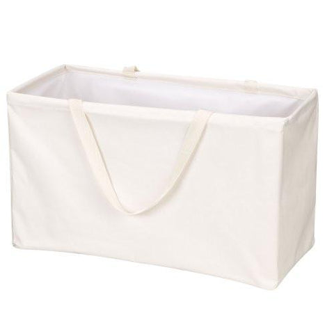 Image of Household Essentials 2213 Krush Canvas Utility Tote - Reusable Grocery Shopping Bag - Laundry Carry Bag