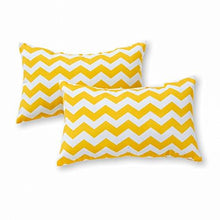 Greendale Home Fashions Rectangle Indoor/Outdoor Accent Pillows, Set of 2