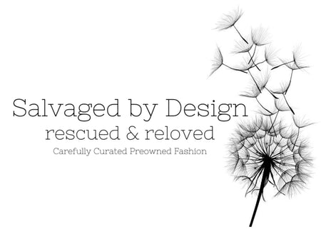 Salvaged by Design