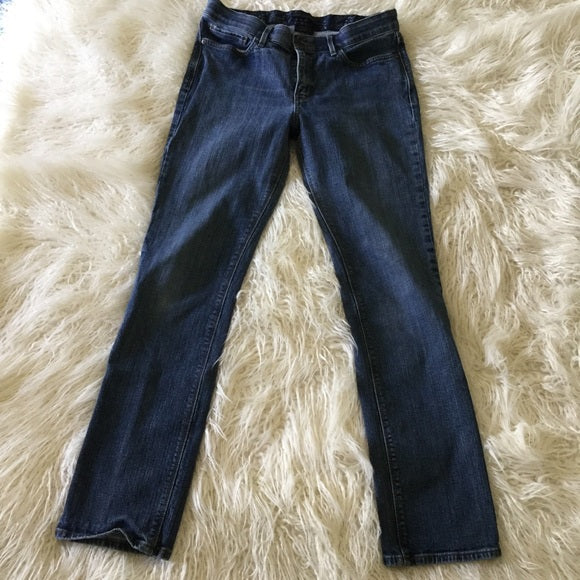 Levi's 525 Perfect Waist Straight Leg Jeans Size 10