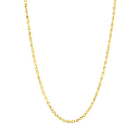 Gold City Luxury Rope Chain