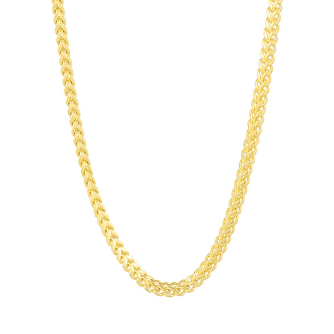 Gold City Men's Franco Chain