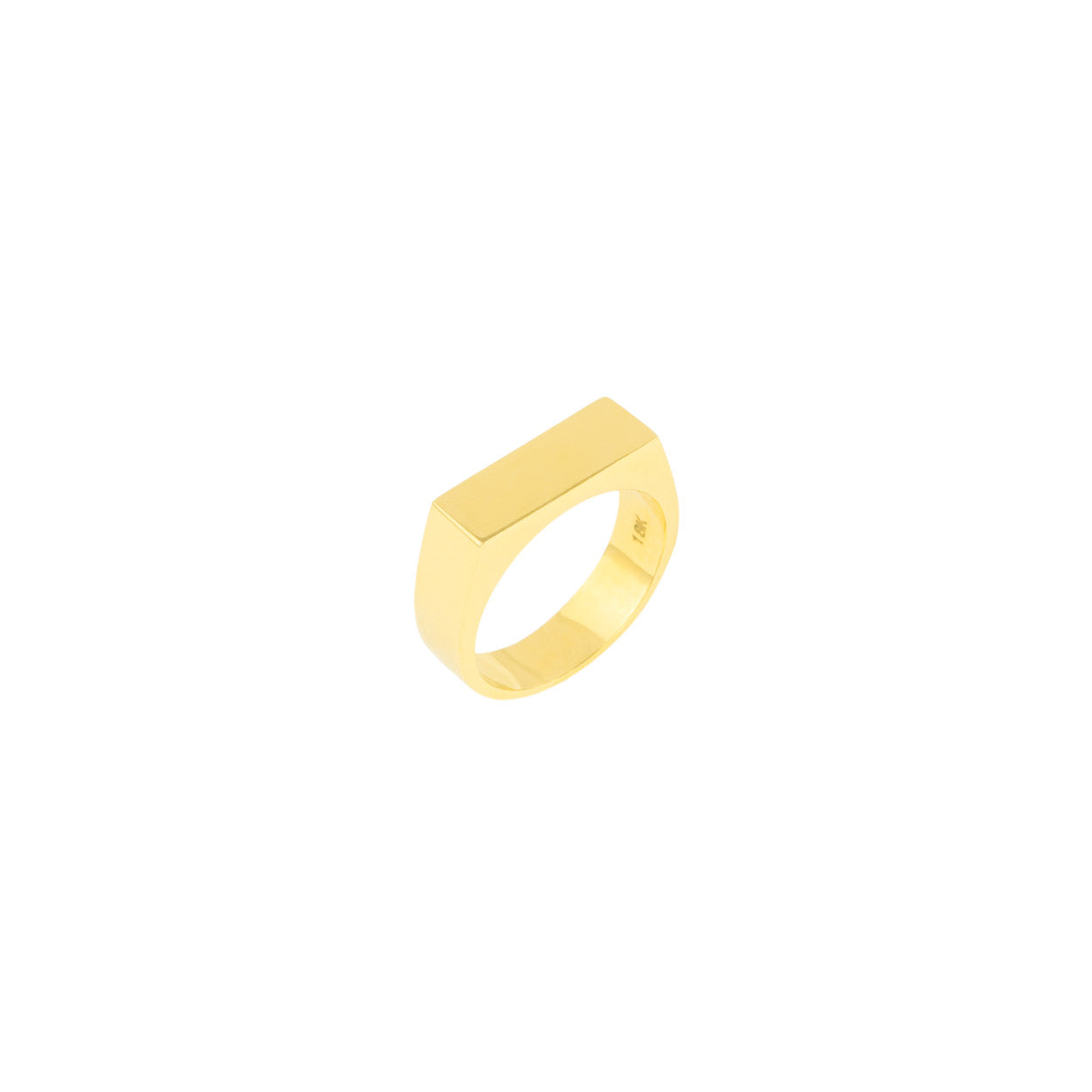 Gold City Luxury Plain Ring