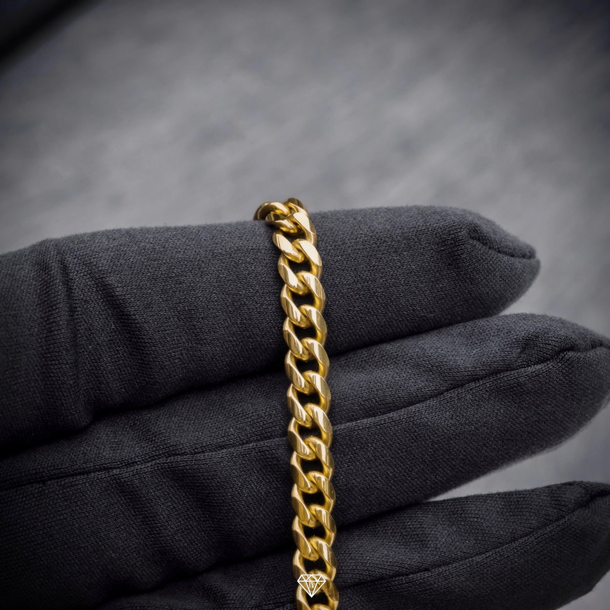 Gold City Cuban Link Necklace