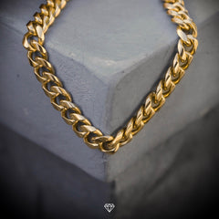 Gold City Miami Cuban Link Chain