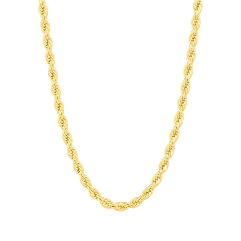 Gold City Rope Chain for Men
