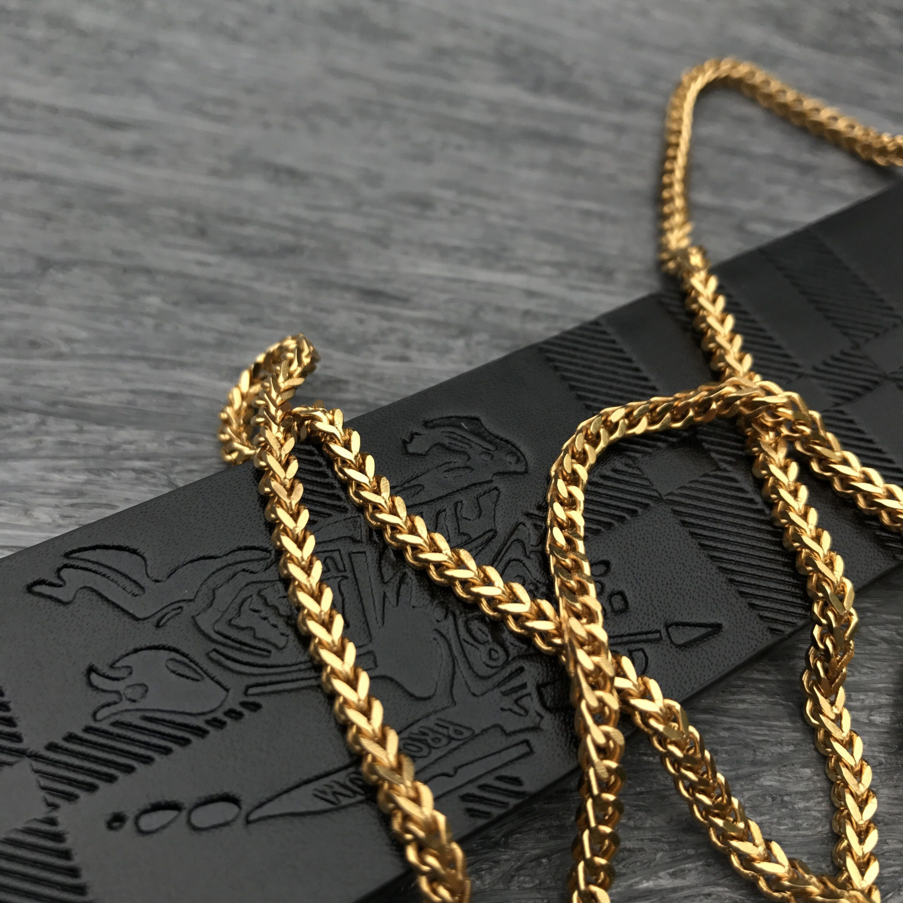 Franco Chain-GLD-Chain-Gold City Shop-Luxury Gold and Diamond Jewelry