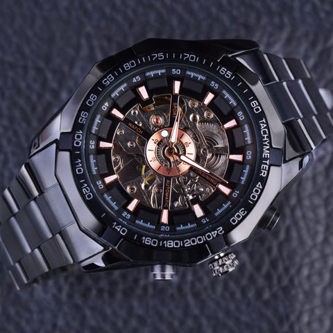 Sport Racing Series Skeleton Watch