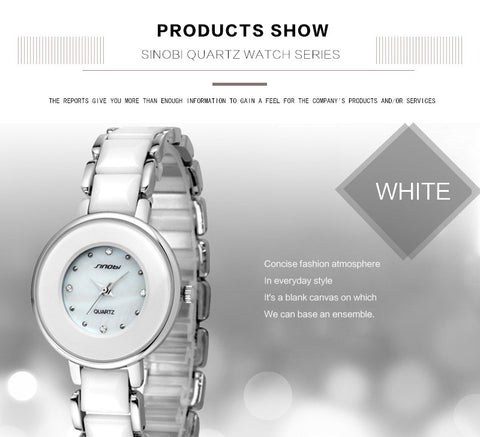 2016 Ladies Dress Watches Women Quartz steel Fashion Waterproof Luxury round Dial Relogio Feminino Japan Relojes Mujer