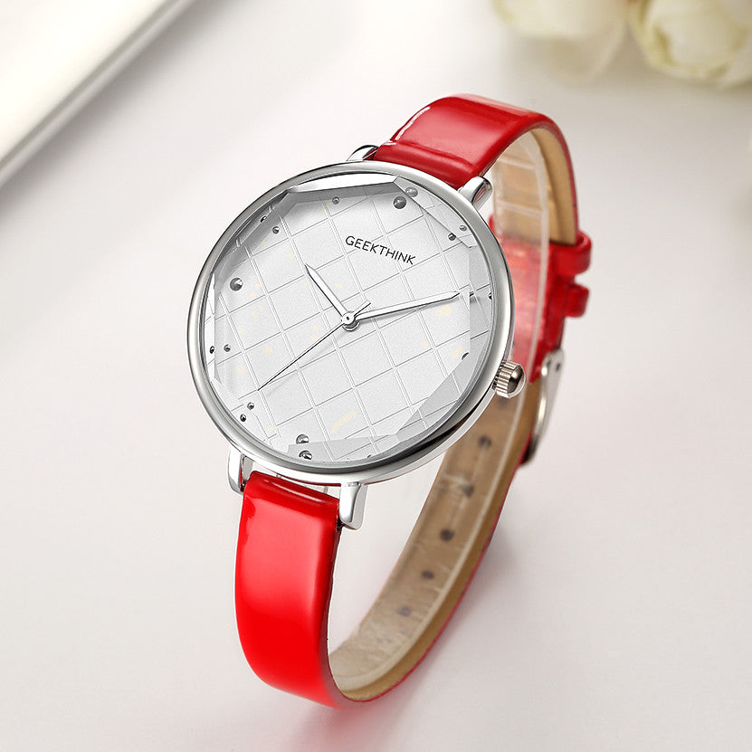 Fashion Quartz Watches Women Diamonds Wrist Watch Leather Top Luxury Brand Ladies Dress Clock Female New relogio