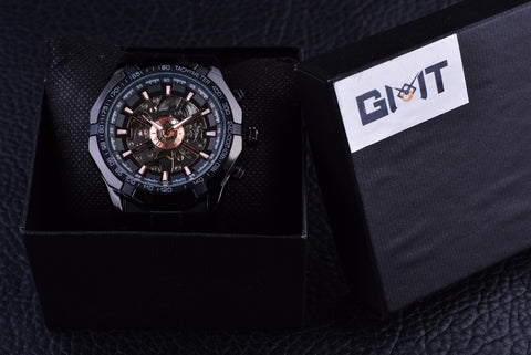 Image of Sport Racing Series Skeleton Watch