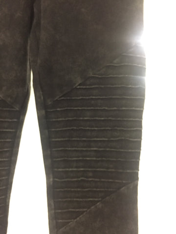 Curvaceous Black Wash Leggings