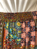 Bohemian Patchwork Skirt