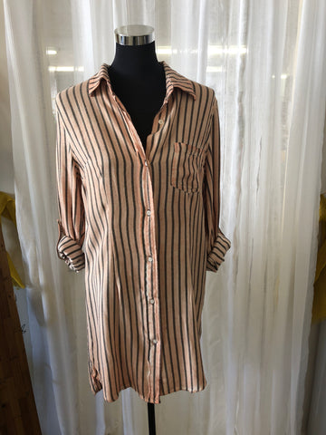 Stripe Vintage Top