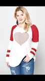 Curvaceous Heart Shirt