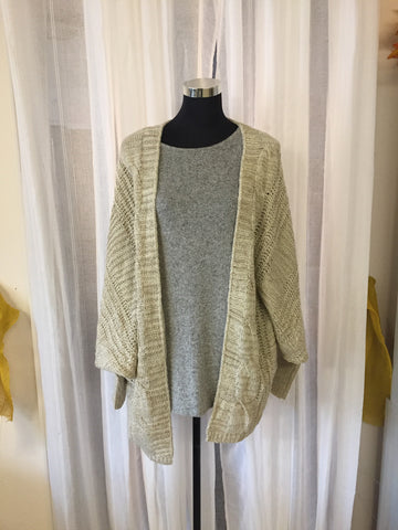 Curvaceous Sweater Cardigan