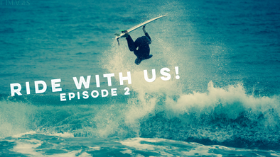 "Episode 2 ""Ride with us"" is LIVE"